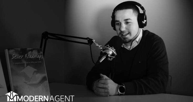 Modern Agent Podcast #3: Becoming A Real Estate Agent