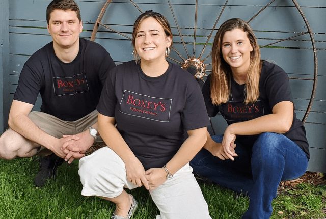 Proudly introducing Boxey's